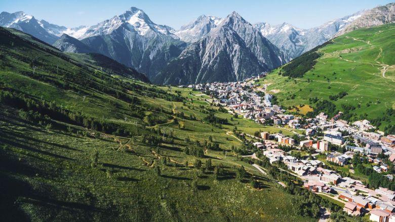 © Les 2 Alpes - Luka Leroy