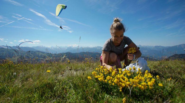 Vacances nature en Haute-Savoie (74) / © - V.Ducrettet / Les Gets Tourisme