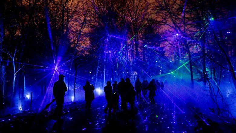 Vallea Lumina 2020 - Whistler (Canada) / © Moment Factory