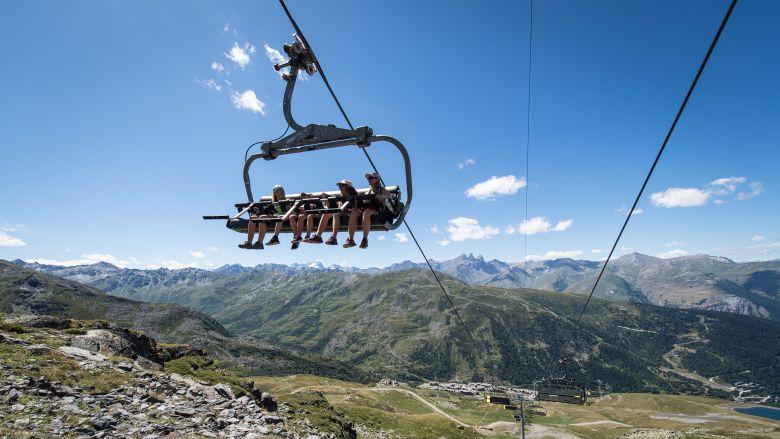Station de Valmeinier - Savoie (73) / © APernet - Valmeinier