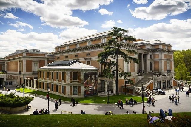 musée du Prado de Madrid