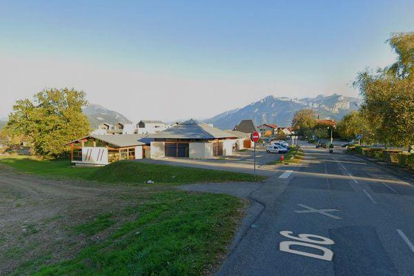 L'école intercommunale de Cornier, en Haute-Savoie.