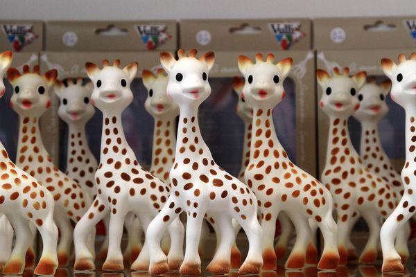 Sophie La Girafe fête ses 60 ans. Photo d'illustration.