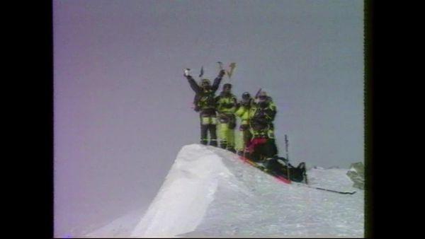 """Christine Janin a été la première française a atteindre le """"sommet du monde"""".. et de nombreux autres"""
